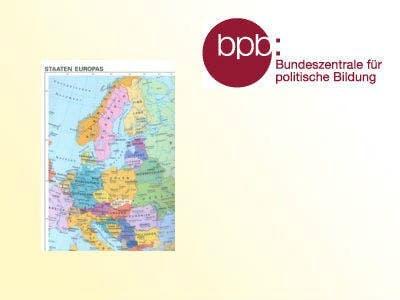 Gratis Faltkarte von Europa