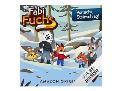 Cover vom Fabi Fuchs Hoerspiel