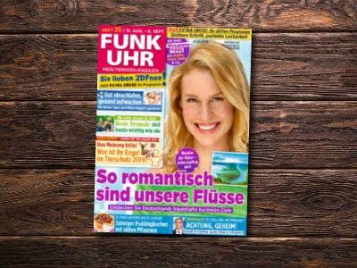 """3 Monate """"FUNK UHR"""" gratis sichern"""