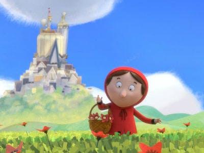 """""""Es war einmal... nach Roald Dahl"""" Teil 1+2 Animationsfilm"""