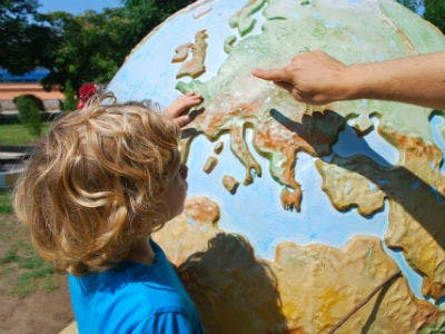 Gratis Weltkarte bestellen