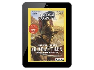 National Geographic gratis lesen