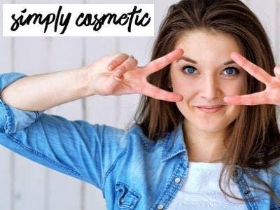 Kosmetikproben von Simply Cosmetics