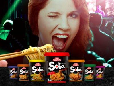 Gratis Cup Noodles von ASIAN BLAST
