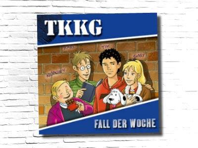 """TKKG """"Fall der Woche"""" gratis anhören"""