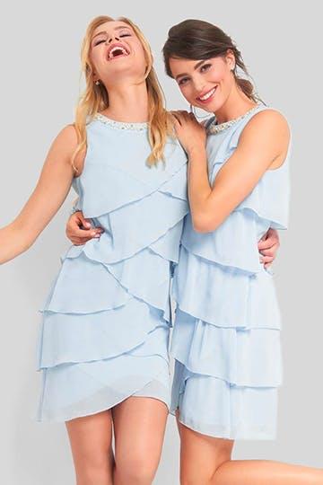 Kleid von Orsay