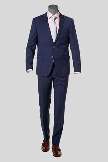 Anzug von Herrenausstatter