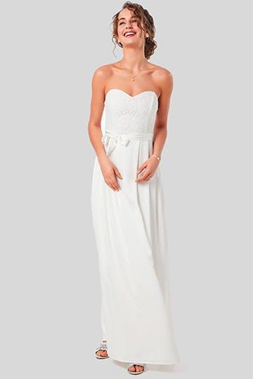 Romantisch, klassisch und unter 100€: Brautkleid von About You