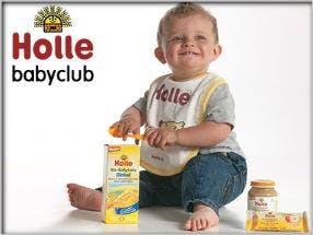 Gratis Babypaket Holle