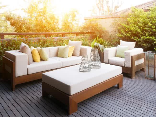 Schöne Ideen für die Terrasse