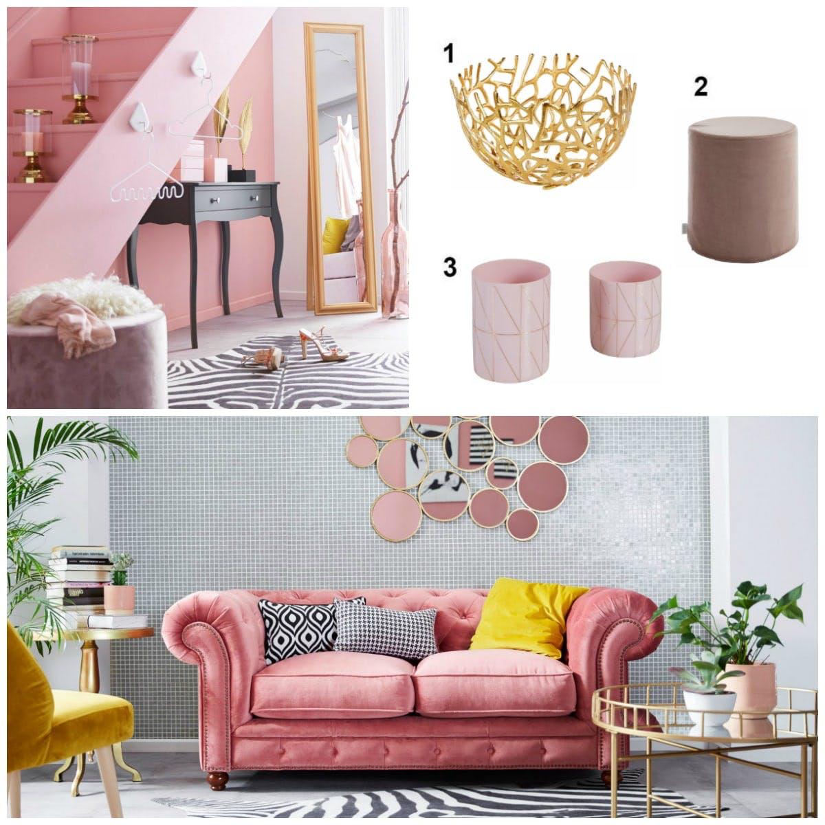 Millennial Pink für euer Zuhause