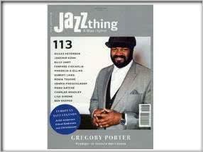 GRATIS Zeitschrift Jazz thing & Blue Rhythm