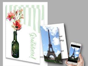 Gratis-Wunschkarte Facebook