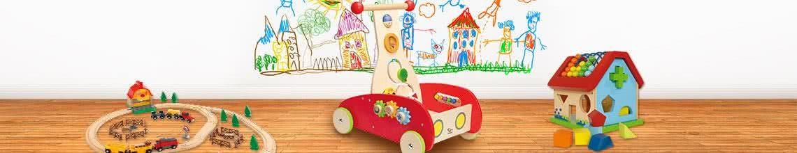 Sinnvolles Spielzeug für Kinder von 1 bis 2 Jahren