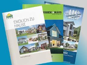 Hausbau-Katalog