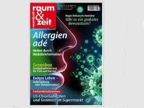 GRATIS Zeitschrift Raum und Zeit