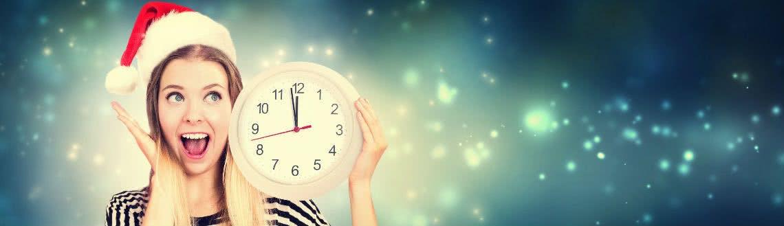 Jetzt aber schnell: Last-Minute-Geschenke besorgen!