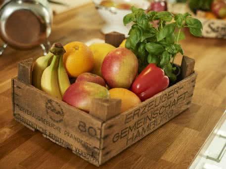 Gesund leben mit gesunder Ernährung