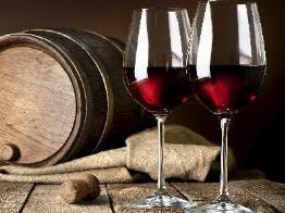Wein und andere Spirituosen