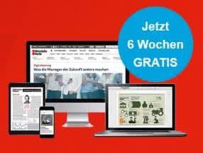 Wirtschaftswoche E-Paper kostenlos
