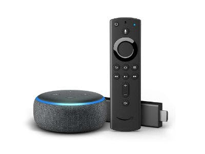 Mega-Bundle für nur 49,99€: Fire TV Stick (3. Generation) + Echo Dot