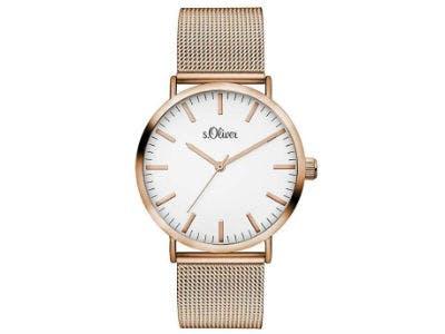 s.Oliver Damen Armbanduhr für nur 45,61€ bei Amazon