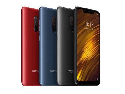 Xiaomi Pocophone F1 für nur 262,78€ bei eBay