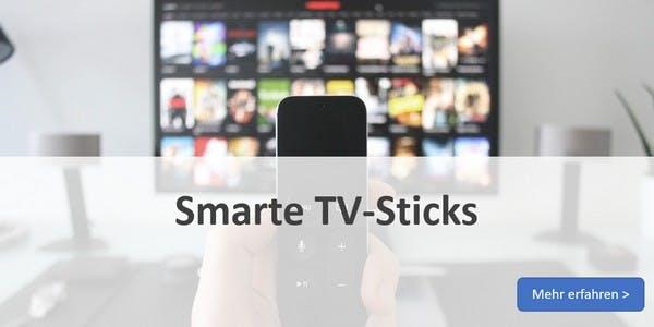 Jetzt alles zu Smart TV-Sticks erfahren