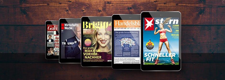 Gratis E-Paper und kostenlose E-Books
