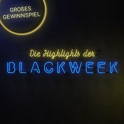 Gewinnspiel zum Black Friday