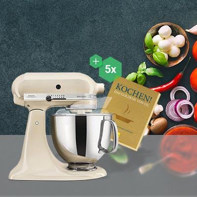 Gewinnspiel: KitchenAid