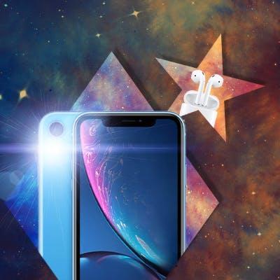 Gewinnspiel: iPhone XR & AirPods
