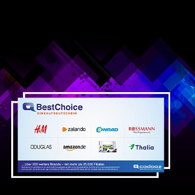 Gewinnspiel: BestChoice-Gutscheine