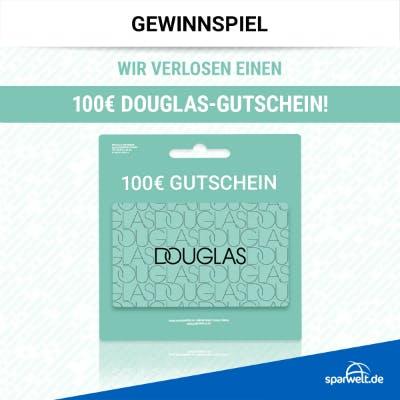 Facebook-Gewinnspiel: Douglas