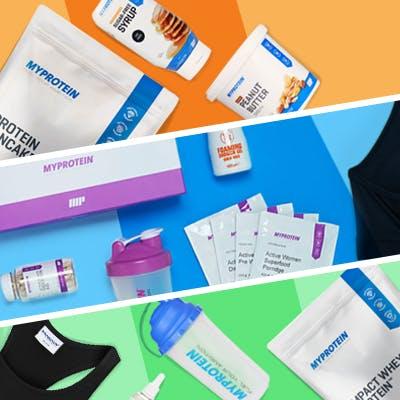 Facebook Gewinnspiel Myprotein-Produkte