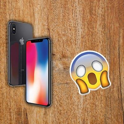 Gewinnspiel: iPhone X
