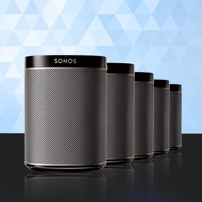 Gewinnspiel: Sonos-Lautsprecher