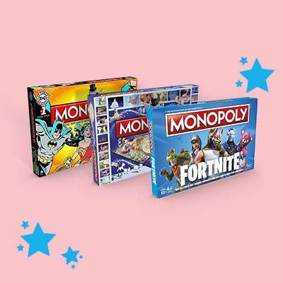 Gewinnspiel: Monopoly