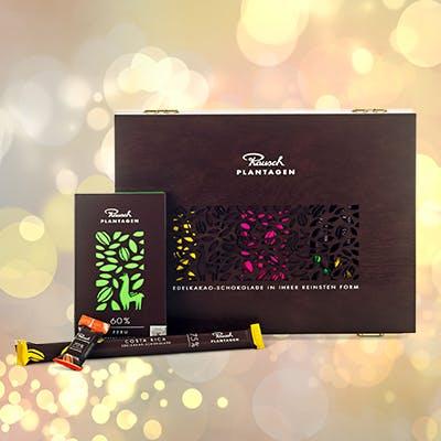 Gewinnspiel: Rausch Schokolade