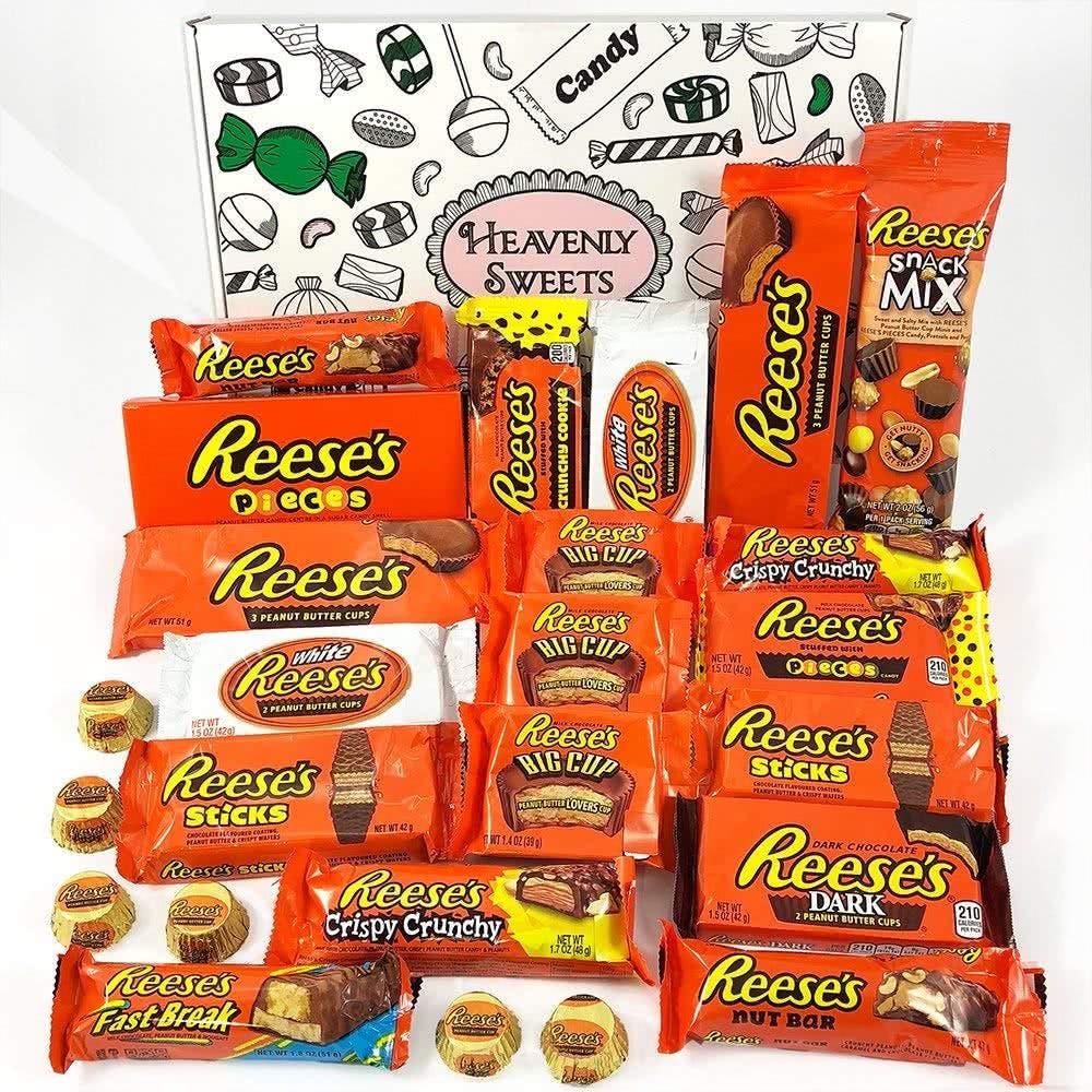 Reeses-Paket-Gewinnspiel