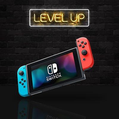 Gewinnspiel: Nintendo Switch