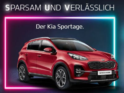 Kia Sportage Probefahrt