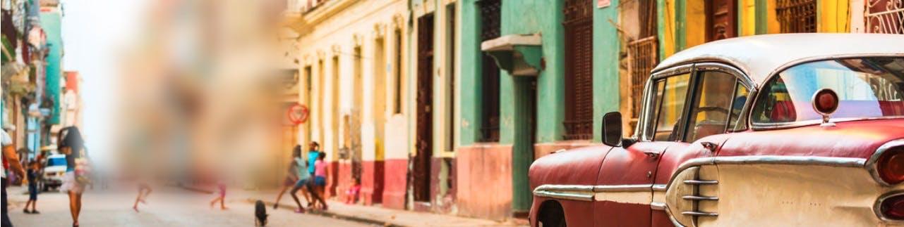 Komfortable Langstreckenflüge nach Havanna