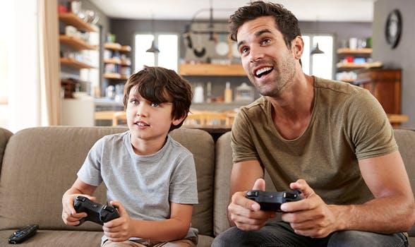 Die perfekte Zeit für Gamer