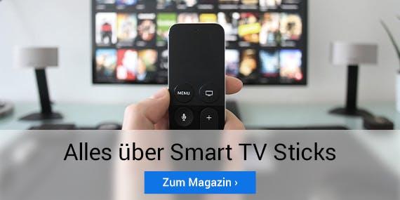 Was du über Smart TV Sticks wissen musst