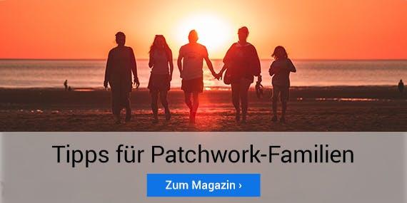 Unsere Tipps für Patch Work Familien