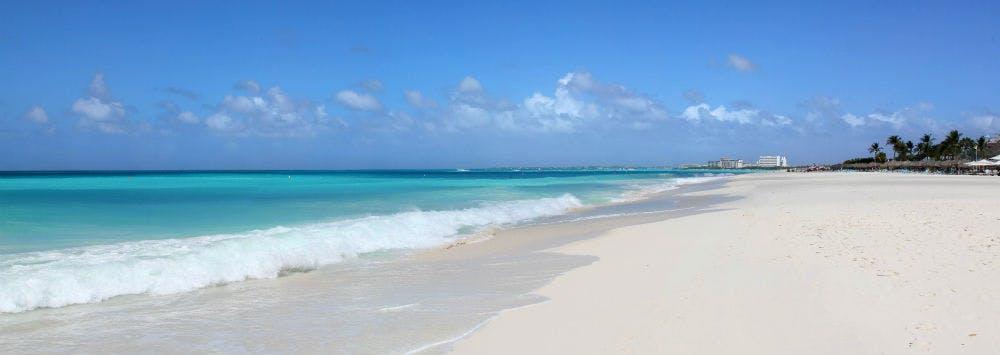 Last-Minute-Reisen an den Eagle Beach auf Aruba buchen