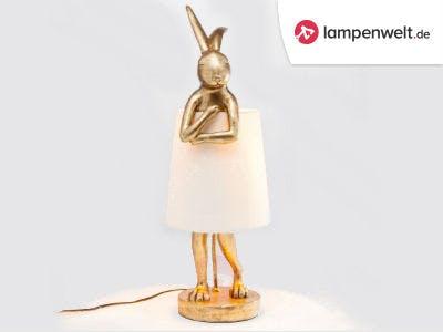 Designer Tischleuchte von KARE bei Lampenwelt
