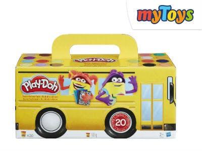 Play-Doh Knetdosen 20er-Pack bei MyToys