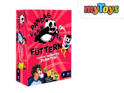 "Aktionsspiel ""Pandas Füttern (verboten)"" bei MyToys"
